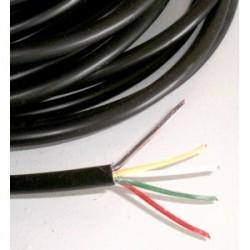 Câble Électrique 5 x 1 mm