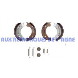 Kit machoires frein type PER135.30